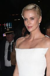 Charlize Theron - Arrives at the 2019 Glamour Women Of The Year Awards