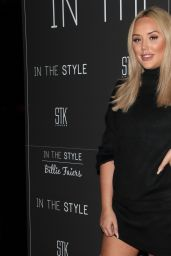 Charlotte Crosby – In The Style x Billie Faiers Launch Event 11/18/2019