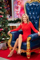 "Charlotte Hawkins – ""Good Morning Britain"" TV Show in London 11/28/2019"