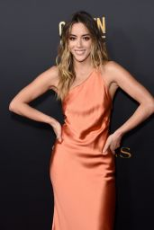 Chloe Bennet – Golden Globe Ambassador Launch Party in LA 11/14/2019
