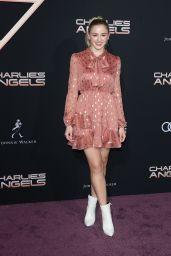 "Chloe Lukasiak – ""Charlie's Angels"" Premiere in LA"
