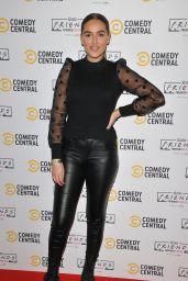 Chloe Ross – Comedy Central Friends Festive Exhibition Launch in London 11/28/2019