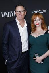 Christina Hendricks – NBC and Vanity Fair's Celebration Of The Season in LA 11/11/2019