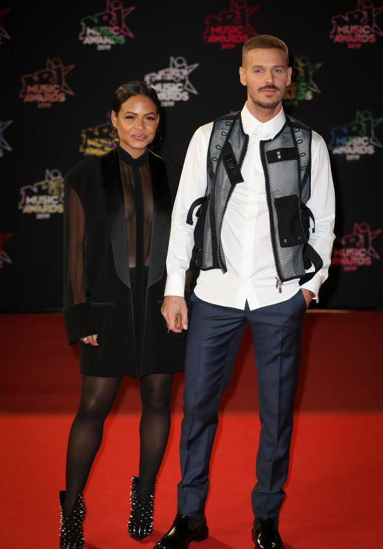 Christina Milian – 21st NRJ Music Awards in Cannes