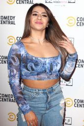 Claudia Frangapane - Comedy Central Friends Festive Exhibition Launch at The Truman Brewery in London 11/28/2019