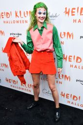 Constance Jablonski – Heidi Klum's 20th Annual Halloween Party in NY