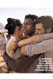 Daisy Ridley - Best Movie Magazine December 2019 Issue