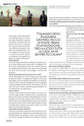 Daisy Ridley - ELLE Magazine Italy 12/07/2019 Issue