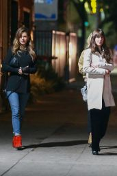 Dakota Johnson - Girls Night Out in Los Feliz 11/23/2019