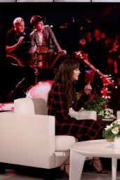 Dakota Johnson - The Ellen DeGeneres Show 11/27/2019