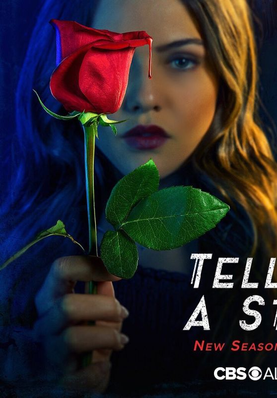 "Danielle Campbell - ""Tell Me A Story"" Season 2 Promo Photo"