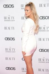 Danielle Sellers – The Beauty Awards with ASOS