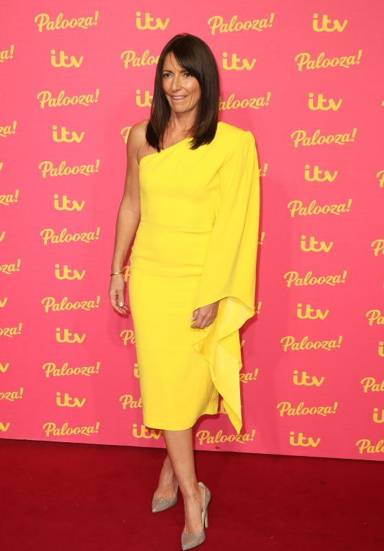 Davina McCall – ITV Palooza 2019 in London