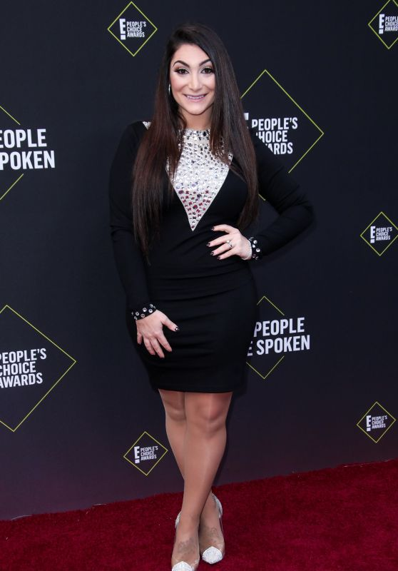 Deena Nicole Cortese – 2019 People's Choice Awards
