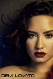 "Demi Lovato - ""Somebody New"" Single Art"