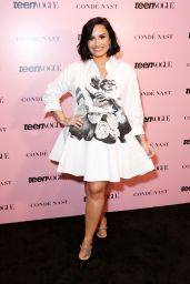 Demi Lovato - Teen Vogue Summit 2019 in LA