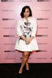 Demi Lovato - Teen Vogue Summit 2019 in LA