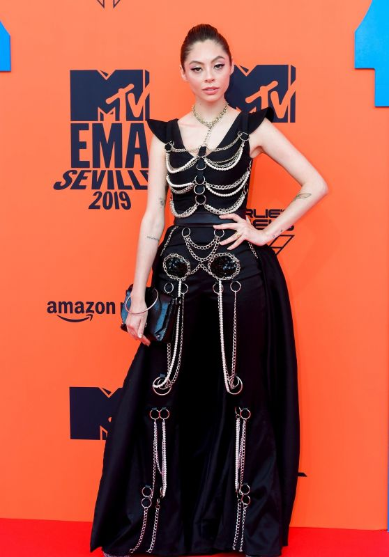 Dhasia Wezka – 2019 MTV Europe Music Awards