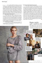 Diane Kruger - Io Donna del Corriere della Sera 11/09/2019 Issue
