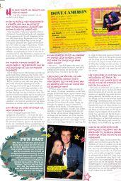 Dove Cameron - Julia Magazine Sweden 10/25/2019