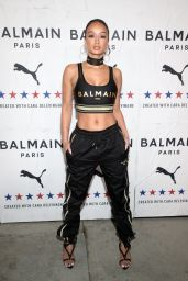 Draya Michele – PUMA x Balmain Launch Event in LA