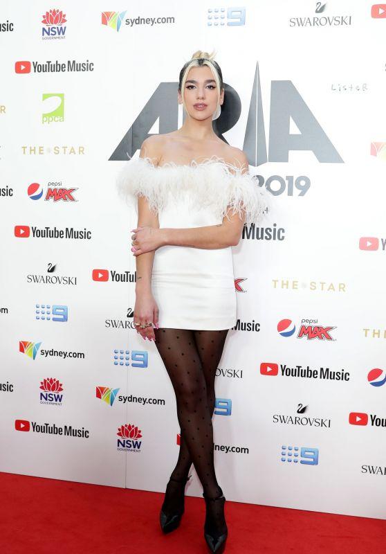 Dua Lipa - 2019 ARIA Awards