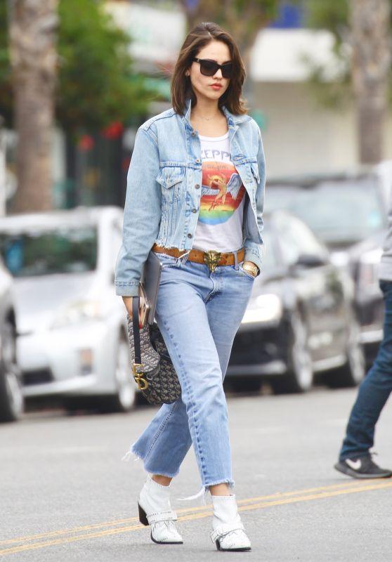 Eiza González Street Style 11/19/2019