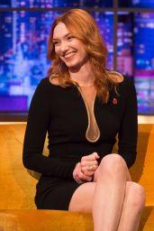 Eleanor Tomlinson - Jonathan Ross Show in London 11/09/19