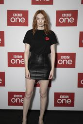 Eleanor Tomlinson - War Of The Worlds BBC Preview in London
