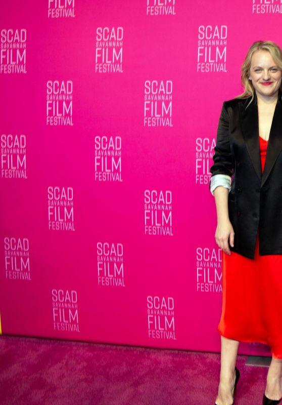 Elisabeth Moss - 22nd SCAD Savannah Film Festival