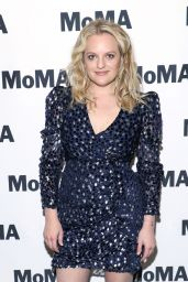 """Elisabeth Moss - """"Her Smell"""" Screening in NY"""