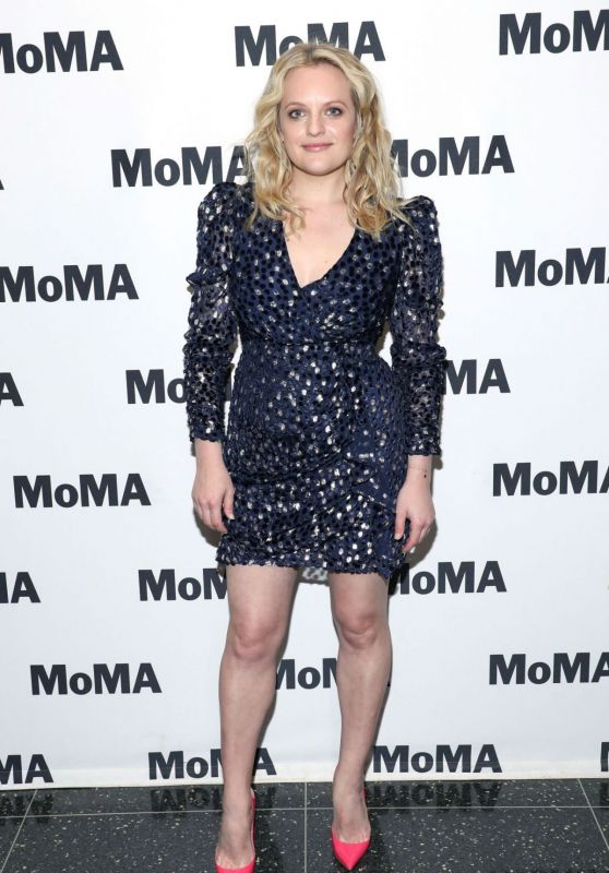 "Elisabeth Moss - ""Her Smell"" Screening in NY"