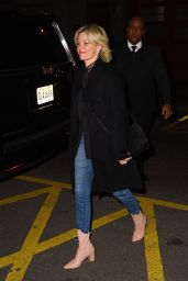 Elizabeth Banks - Arrives to the SNL After-Party in New York 11/02/2019