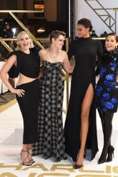 "Elizabeth Banks, Naomi Scott, Kristen Stewart and Ella Balinska – ""Charlies Angels"" Premiere in London"