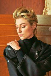 Elizabeth Debicki - Grazia Italy 11/14/2019 Issue
