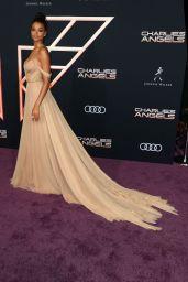 """Ella Balinska – """"Charlie's Angels"""" Premiere in LA"""