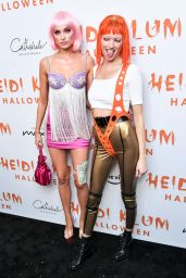 Elsa Hosk – Heidi Klum's 20th Annual Halloween Party in NY