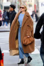 Elsa Hosk - Out in New York 11/25/2019