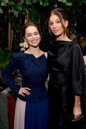 Emilia Clarke - Golden Globe Ambassador Launch Party in LA 11/14/2019