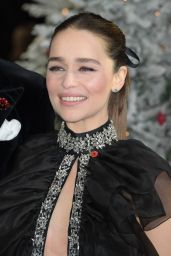 """Emilia Clarke - """"Last Christmas"""" Premiere in London"""