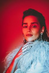 Emilia Clarke - Wonderland Magazine The Winter 2019/20 Issue