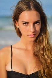 Emily Feld in a Bikini 11/28/2019