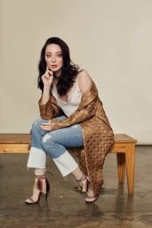 Emma Dumont - Photoshoot for FAULT Magazine February 2019