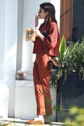 Emma Roberts - Ralph Lauren Store in Beverly Hills 11/10/2019