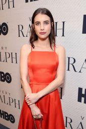 "Emma Roberts - ""Very Ralph"" Premiere in Beverly Hills"