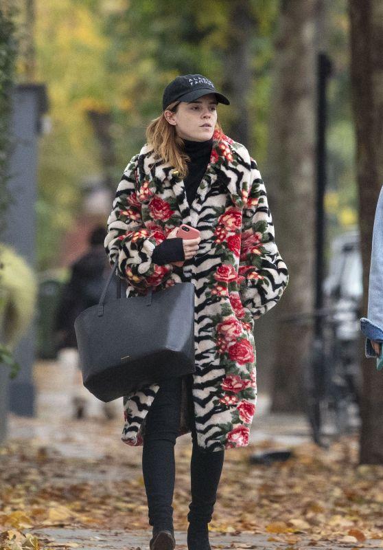 Emma Watson Autumn Style 11/03/2019