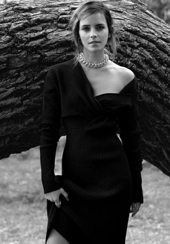 Emma Watson - British Vogue December 2019 UHQ