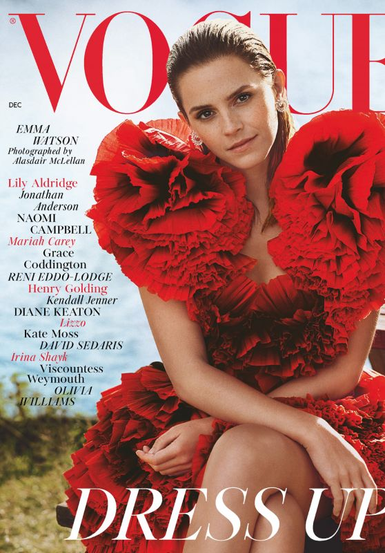 Emma Watson - Vogue UK December 2019 Issue