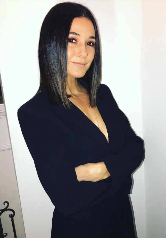 Emmanuelle Chriqui - Social Media 11/22/2019