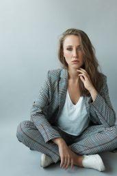 Erin Doherty - ELLE Magazine 2019